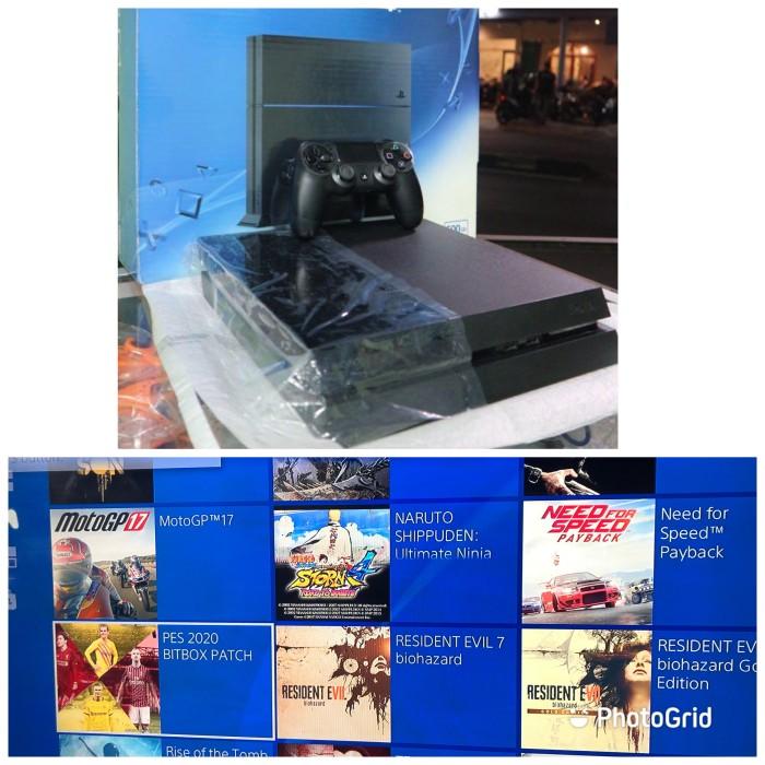 Bersaing dengan microsoft xbox yang. Jual PS4 Fat 500 Giga New Refor Sony Cuch 11xx CFW Hen - Jakarta Selatan - FOG Factory Of Game ...