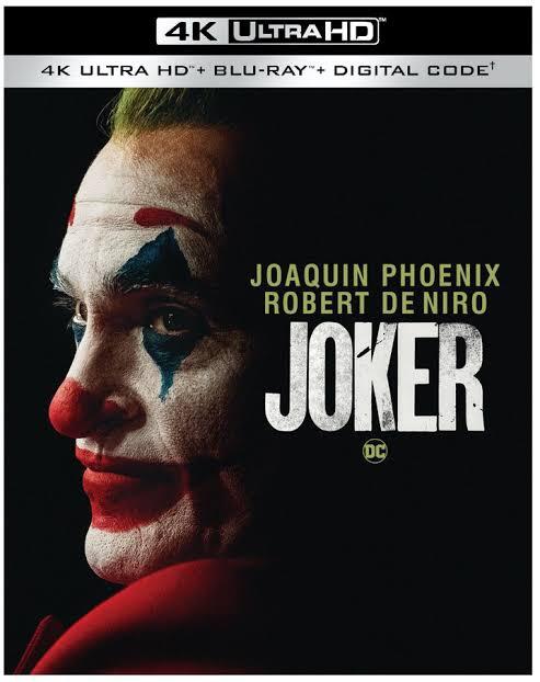 Jual Joker 4k Ultra Hd Blu Ray Original Jakarta Utara Garasifilm Tokopedia