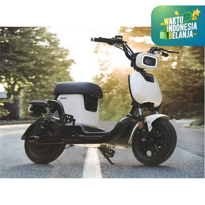 Jual Xiaomi HIMO T1 Sepeda Elektrik Smart Bicycle ...