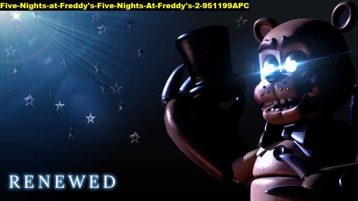 Jual Poster Five Nights At Freddys 2 951199 90x51 Pet Kab Majalengka Juragan Poster Murah Tokopedia