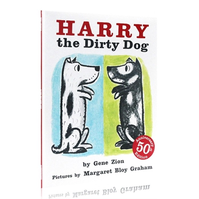 Jual Harry The Dirty Dog Youngsters Picture Book Story Book Reading Enh Jakarta Barat Ryzen22 Tokopedia