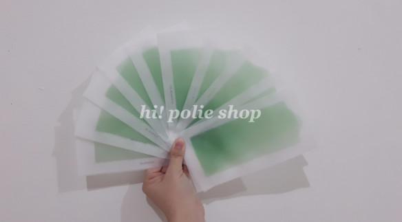 Paper Wax Strips