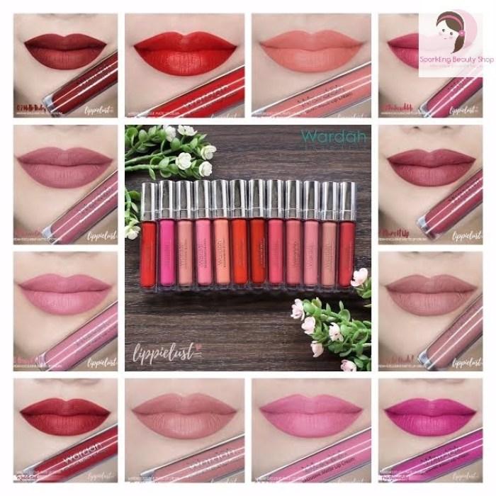 Gambar Lipstik Wardah Matte Lip Cream | Lipstutorial.org
