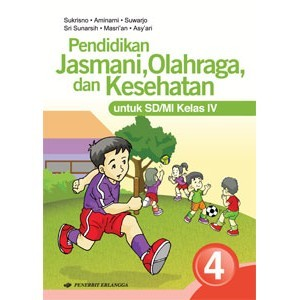 Buku Penjas Kelas 3 Sd Penerbit Erlangga