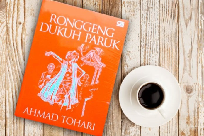 Image result for Ronggeng Dukuh Paruk