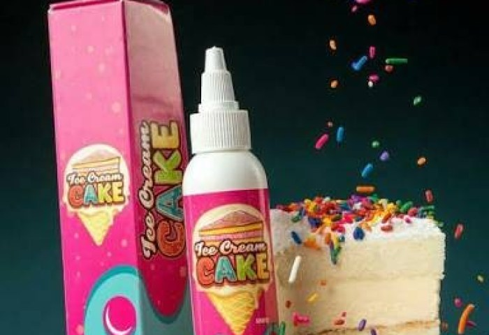 Jual Vapertreat Ice Cream Cake Liquid Allinonez Tokopedia