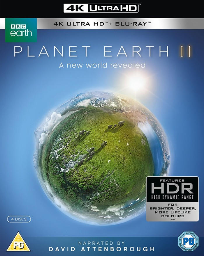 Jual Planet Earth Ii 4k Ultra Hd Uhd Blu Ray Jakarta Utara Garasifilm Tokopedia