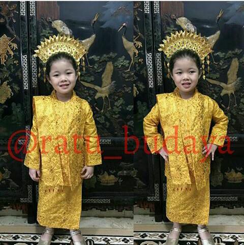 Jual Baju Adat Riau Anak Cewe Pakaian Adat Riau Anak Cewe Jakarta Barat Ratu Budaya Tokopedia