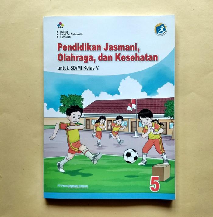Buku Penjasorkes Kelas 2 Sd Penerbit Erlangga Pdf