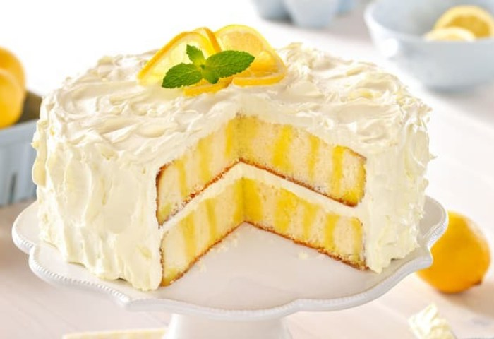 Jual Lemon Cake Dki Jakarta Ashill Cake Tokopedia