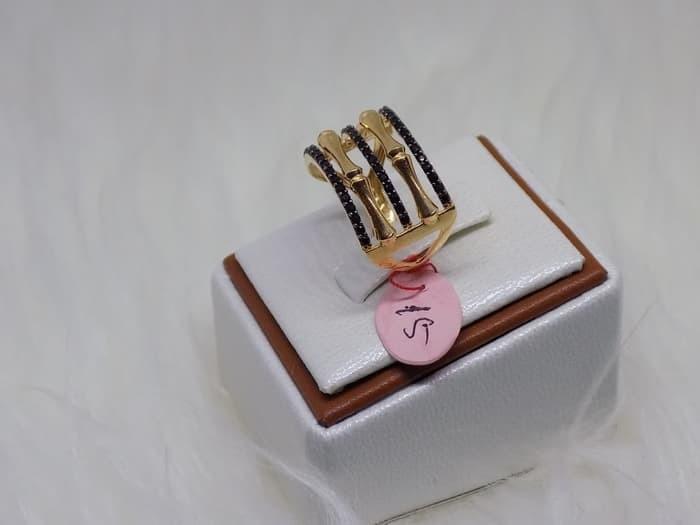 Jual Cincin Emas Kuning Perhiasan Mas 375 Ukuran Dewasa Kota Medan Ratublinkshop Tokopedia