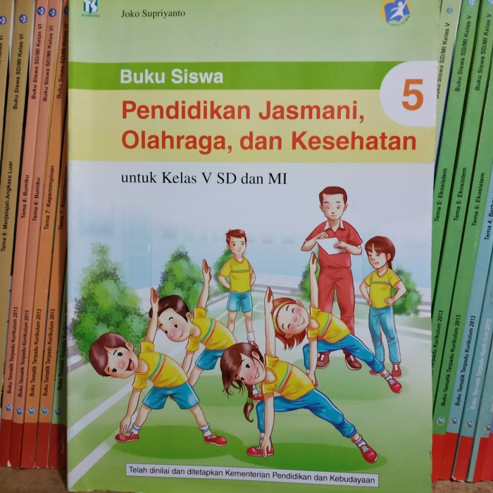 Perangkat pembelajaran pendidikan pjok kelas 2 sd kurikulum 2013. Download Buku Guru Pjok Kelas 5 Sd Kurikulum 2013
