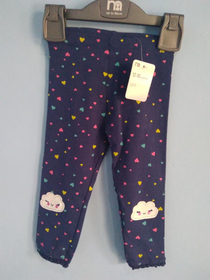 bebe fille 0 24m mothercare leggings