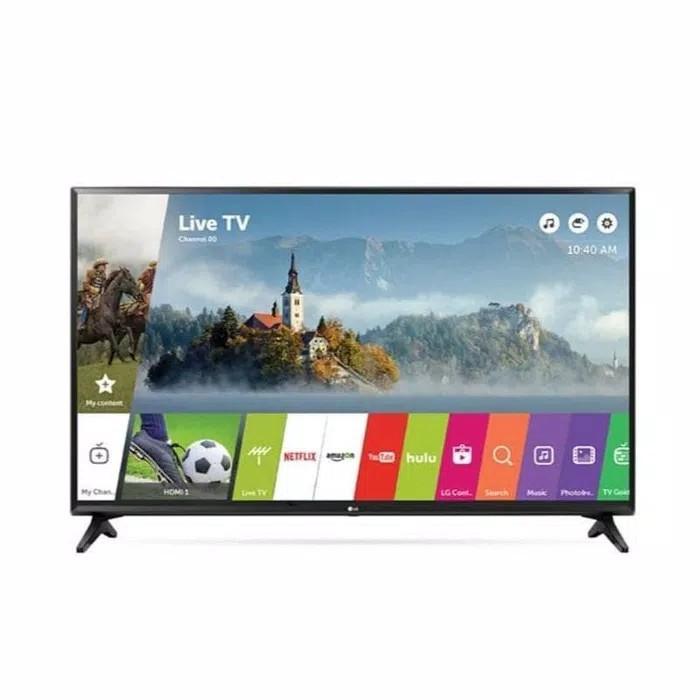 Jual LG 49LJ550T LED TV Full HD Smart-Promo - Jakarta Utara - Mozaik Shop99    Tokopedia