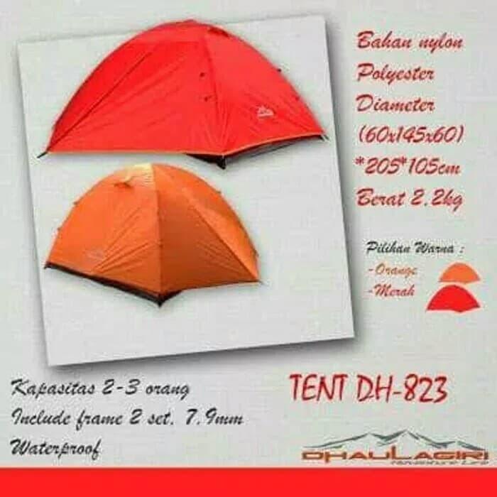 Segini Daftar Harga Frame Tenda Alloy Murah Terbaru 2018 950cae4b18
