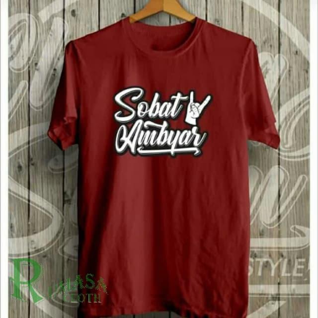 Jual Tshirt Kaos Sobat Ambyar Kab Bandung Barat Rumasa28