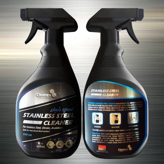 Jual Promo Stainless Steel Cleaner Pembersih Stainless Aluminium Jakarta Barat Fajarstore11 Tokopedia