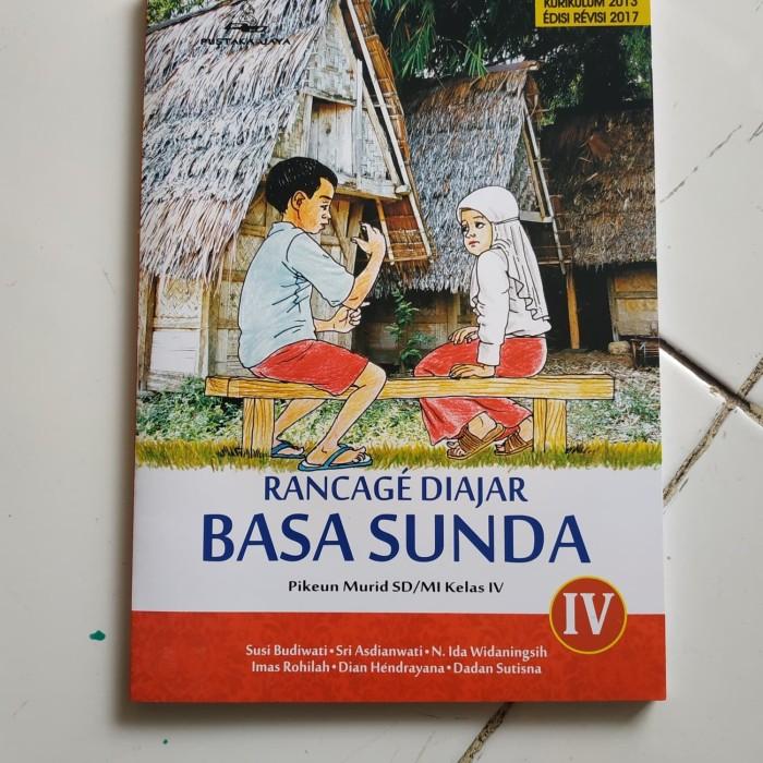 Pangajaran basa sunda pikeun murid sd/mi kelas 1. Download Buku Pangrumat Basa Sunda Kelas 4 Berbagai Buku