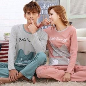 Jual Baju Tidur Import Cute Couple Piyama Jakarta Pusat Kindsh0p Tokopedia