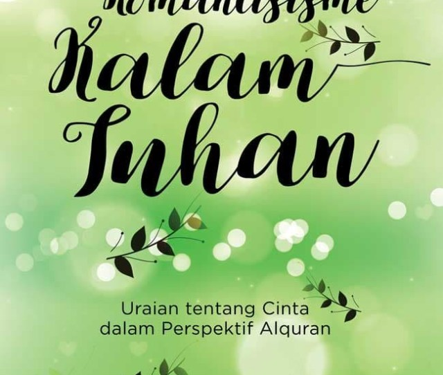 Jual Buku Romantisisme Kalam Tuhan Jakarta Utara Rahim Store