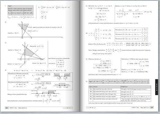 20/04/2021· pembahasan soal simak ui 2020 matematika dasar no. Jual Buku Pendidikan Buku Soal Dan Pembahasan Simak Ui Matematika Dasar Jakarta Barat Mandabv Tokopedia