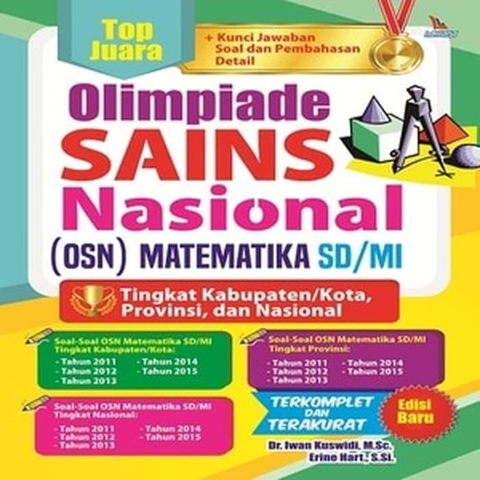 Perbandingan uang dira, mira dan beny adalah 4. Jual Promo Top Juara Olimpiade Sains Nasional Osn Matematika Sd Mi Jakarta Barat Budiusamah Tokopedia