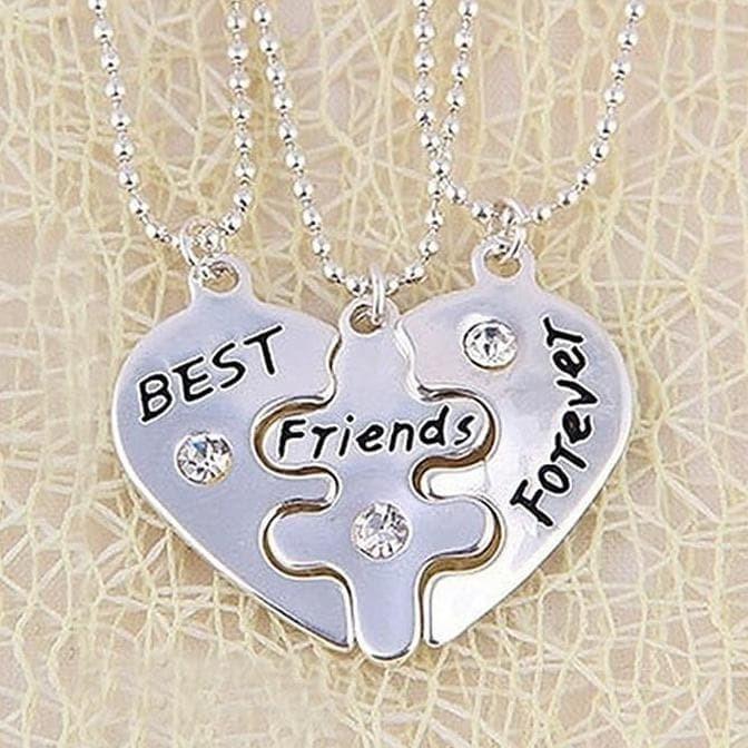 Jual Untuk Yang Tersayang Kalung Best Friends Forever Bff Necklace Jakarta Selatan Dodotirot Shop Tokopedia