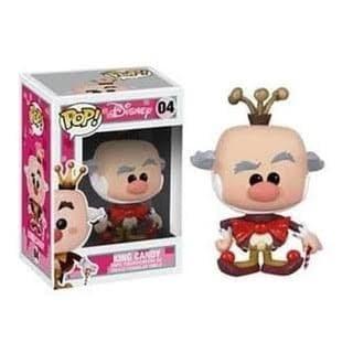 Jual Funko Pop Disney Wreck It Ralph King Candy 04 Kota Bandung Zerith Tokopedia
