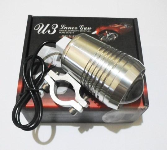Jenis Lampu Tembak LED Transformer U3