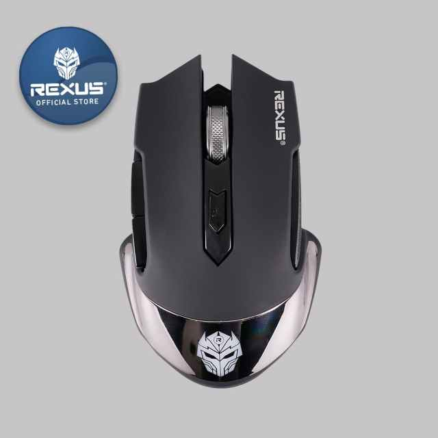 Rexus Mouse Wireless Gaming Xierra 108