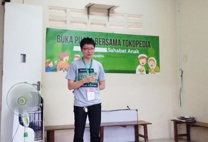 Tokopedia Gelar Buka Puasa Bersama Sahabat Anak