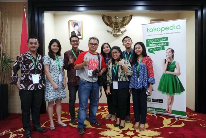 Tokopedia MeetUp: Semangat Tanpa Batas UMKM Depok
