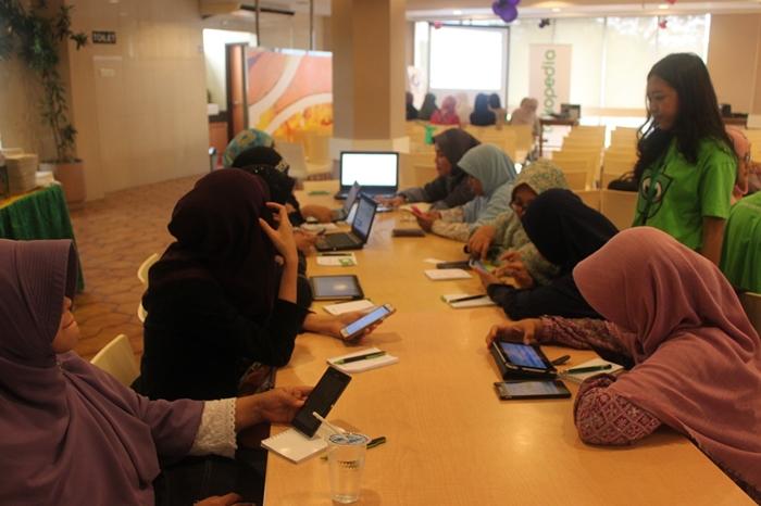 Tokopedia Meetup : Meraih Mimpi dan Menata Masa Depan yang Lebih Baik Lewat Internet