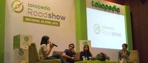 Tokopedia Roadshow Mataram 2016: Semangat Masyarakat Lombok Dalam Menciptakan Peluang