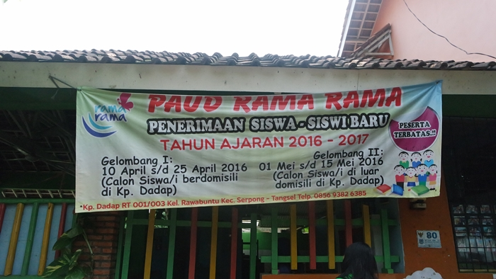 Paud Rama-Rama