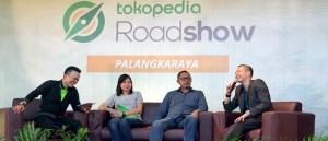 Tokopedia Roadshow 2016 : Bersama Ciptakan Peluang, Palangkaraya Bisa