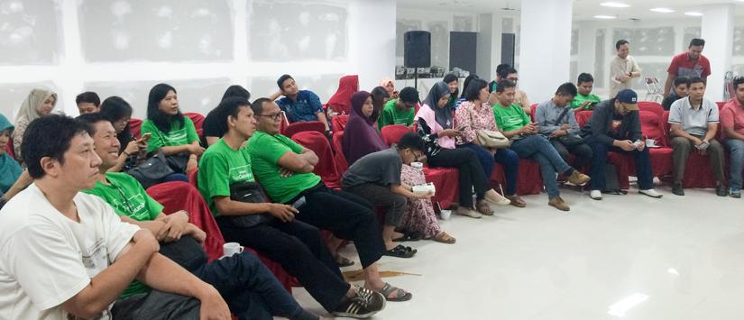 NOBAR TopCommunity Semarang: Kenalan Lebih Dekat dengan JNE