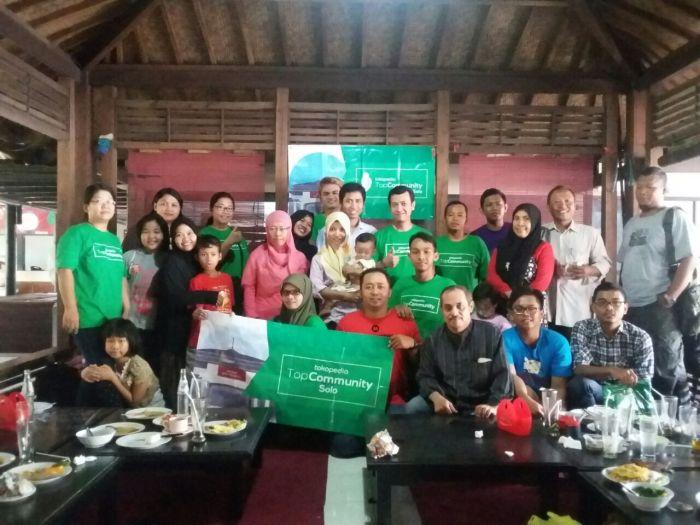NOBAR TopCommunity Solo: Serunya Kumpul Sesama Seller Kota Solo