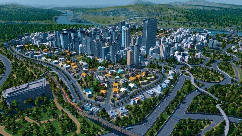 Znalezione obrazy dlazapytania: Cities: Skylines