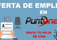 oferta empleo puntonet