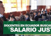 docentes-salario-justo-profesores