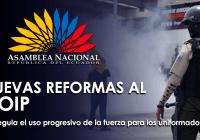 reformas-coip-uso-progresivo-fuerza-ecuador