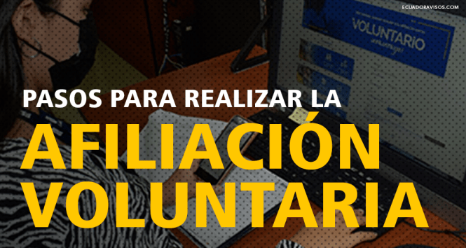 afiliación-voluntaria-al-iess-ecuador