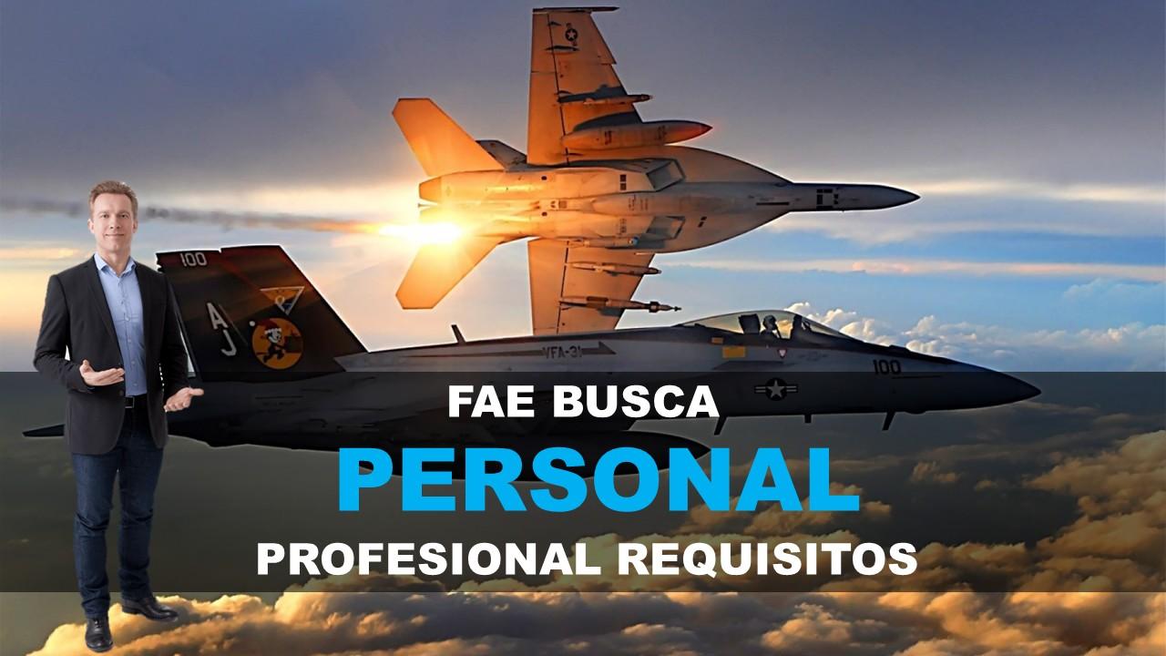 Reclutamiento Fuerza Aérea Ecuatoriana |Inscripciones FAE
