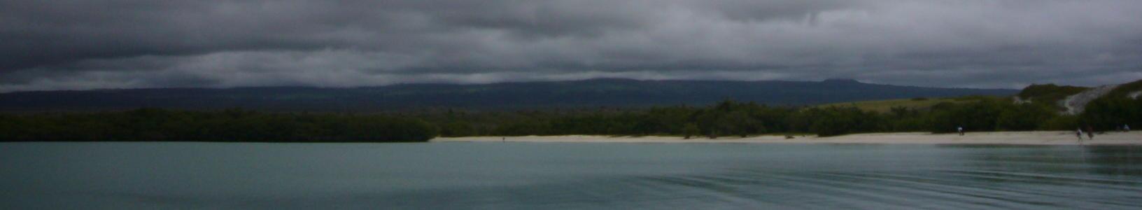 Bahía Tortuga, Santa Cruz.