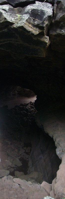 Mirador de Túneles, Santa Cruz.