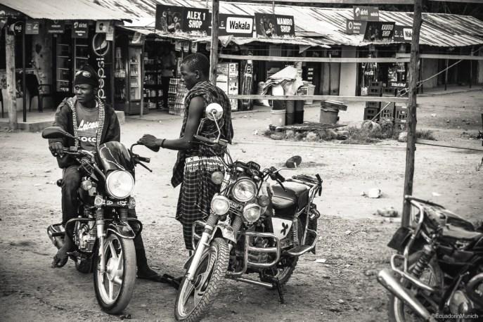 Market day in Arusha, Tanzania