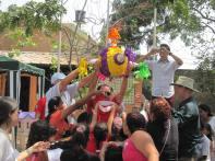 Christmas Ecuador Public School Celebration