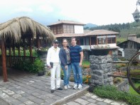 La Andaluza Hosteria, Ecuador