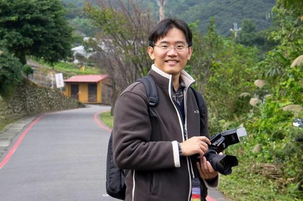 【ECX 2015 參加者採訪報導】楊經理